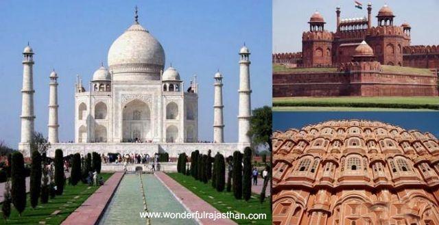 Explore the Golden Triangle Tour #GoldenTriangleTour #WonderfulRajasthan