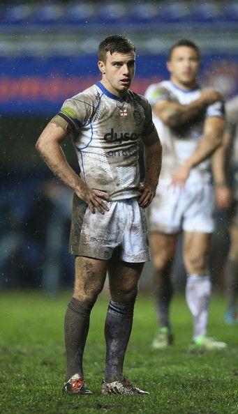 George Ford Photos: Montpellier v Bath Rugby