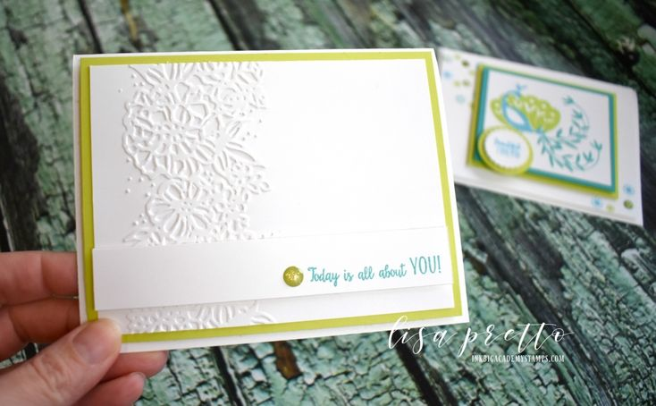 Stampin'Up! Beautiful Peacock stamp set, saleabration, free with a $50 order, happy birthday card, template, tutorial, technique
