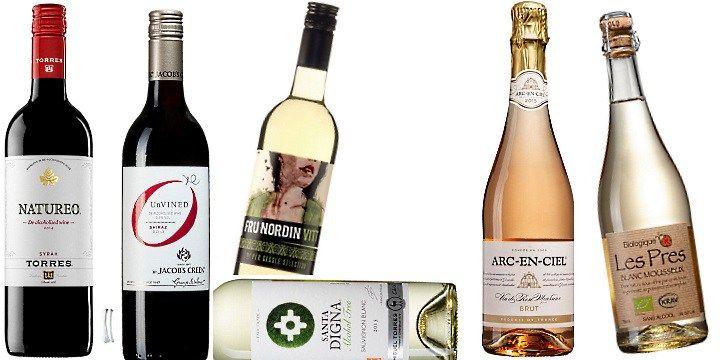 vinjournalen.se -  Vin Tester : Alkoholfritt men urgott!    Som glad vindrickare och entusiast kan det bli tufft att välja ett alkoholfritt vin och verkligen veta att det blir gott och festligt även för de gäster som kör bil. Priset på alkoholfria viner ligger endast några tior under priset för ett rätt gott chilenskt vardagsvin, så vad är då skillnaden, ... http://wp.me/p73gTR-3lS