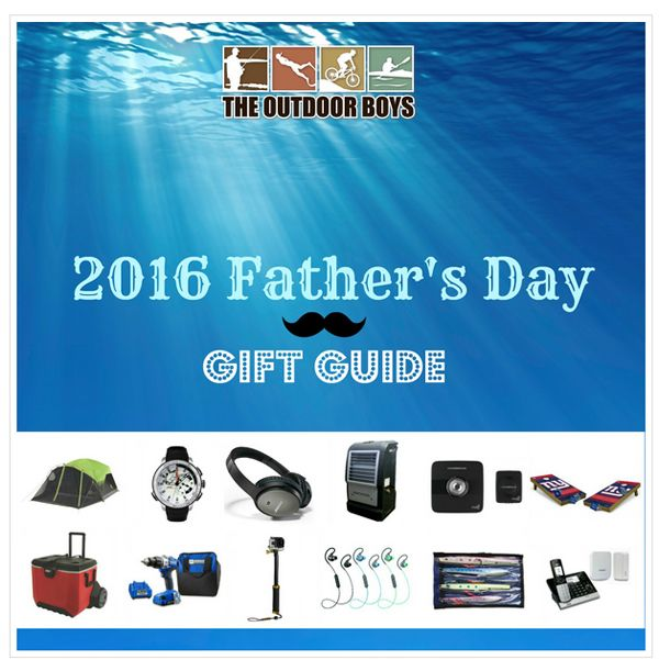 @‎FreshTechUSA‬ Dual Charger + Air Freshener featured in The Outdoor Boys ‎2016 #FathersDay Gift Guide