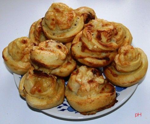 0911. nivové věžičky od iv@ - recept pro domácí pekárnu