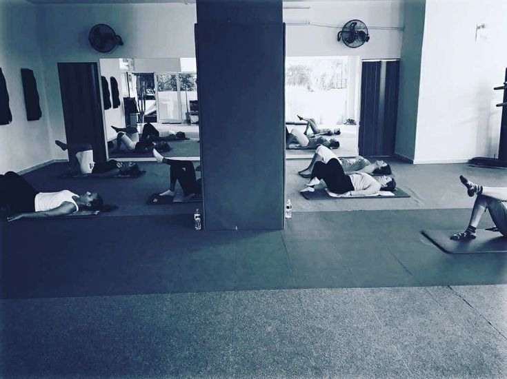 Pilates evosmos fitness club