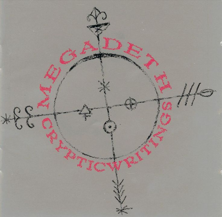 Cryptic Writings - Megadeth | Songs, Reviews, Credits | AllMusic