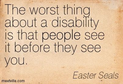 Disability Quote                                                                                                                                                                                 More