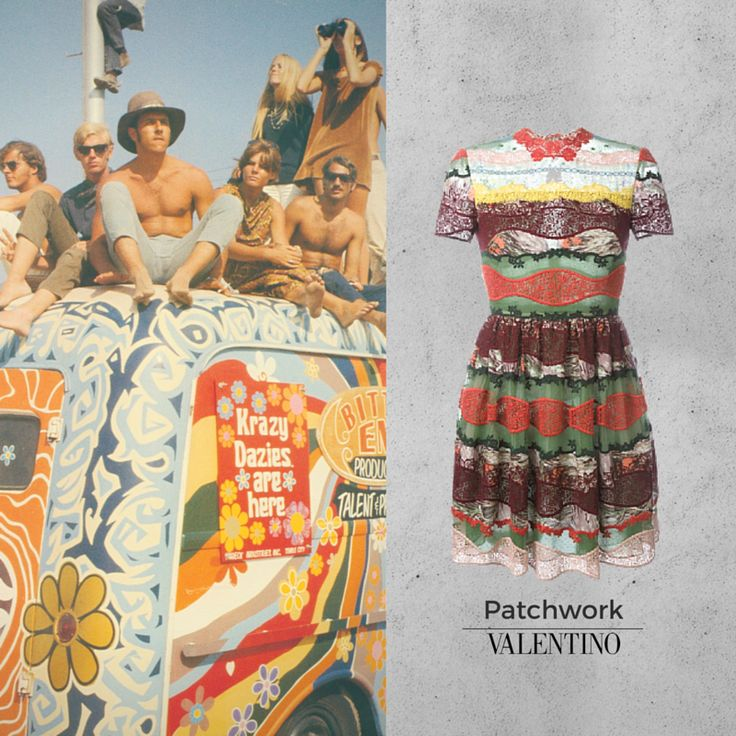 #valentino #patchworkdress #donneconceptstore