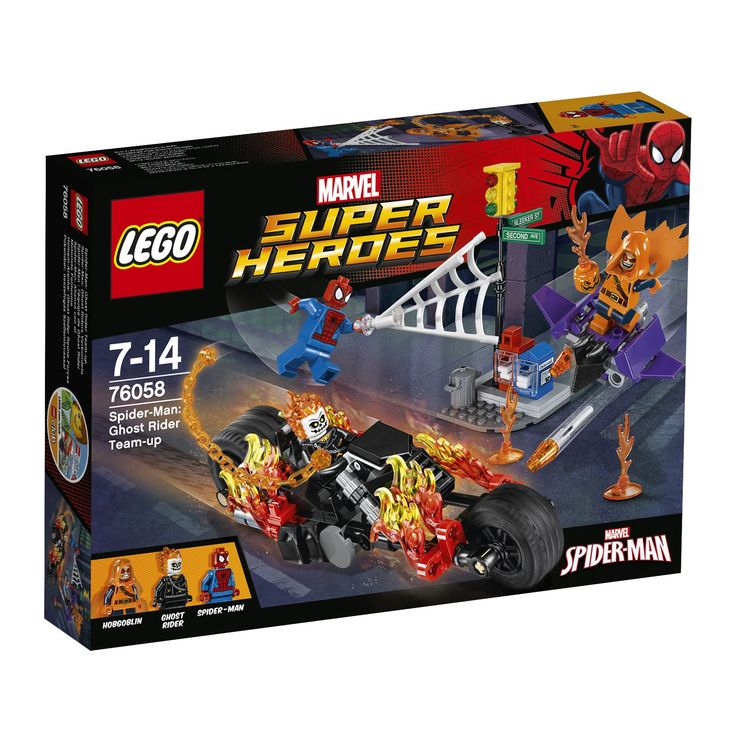 #Lego #LEGO® #76058   LEGO Marvel Super Heroes Spider-Man: Ghost Riders Verbündete  Comics Junge Multi China 1/06/16     Hier klicken, um weiterzulesen.  Ihr Onlineshop in #Zürich #Bern #Basel #Genf #St.Gallen