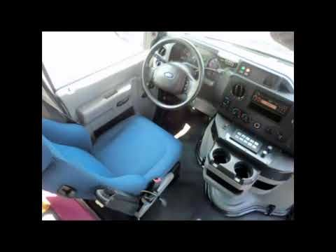 Used Buses For Sale in Tennessee | Call 844-612-7122 | 2010 Ford E450 Non-CDL Wheelchair Shuttle Bus