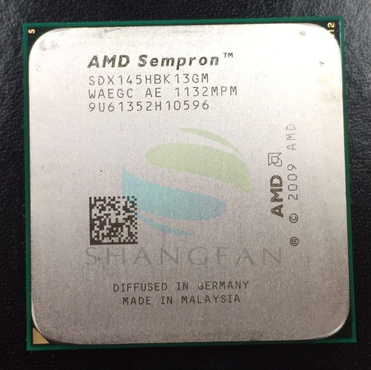 Free shipping for Sempron X145 2.8GHz Single-Core CPU Processor SDX145HBK13GM 45W Socket AM3