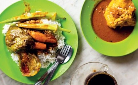 """""""Melting pot: Penang's food culture"""" - From TimeOut Penang.  I went to Penang when I was 10 years old, with my now-late Grandmother, well and truly before my food blogging/photography days! Must go back.: Ipad Case, Restaurant"""