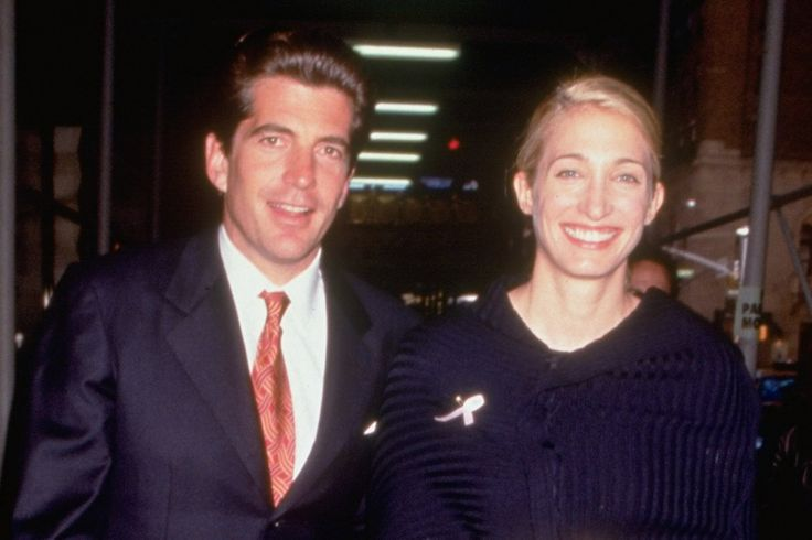 John Kennedy Jr Plane Crash | John F. Kennedy Jr. and his wife Carolyn died in a 1999 plane crash ...