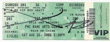 Opie and Anthony Virus Tour Ticket Autographed by Comedian Robert Kelly 8/26/06 in Collectibles, Autographs, Movies   eBay