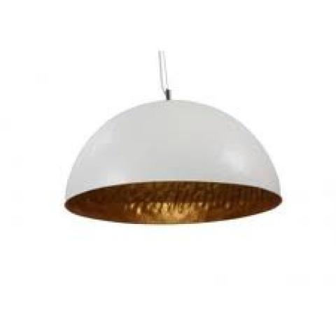 Stijlvolle Hanglamp Mezzo Tondo Wit | Officetopper kantoormeubilair en kantoorinrichting voor al uw kantoormeubelen.