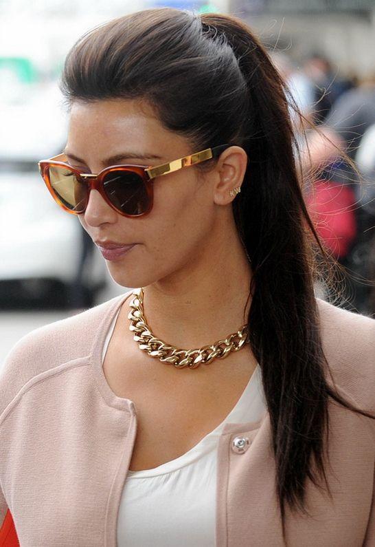 Sugar Bean Jewelry Single Stud Initial Earrings - as seen on Kim KardashianDiamonds Earrings, Beans Jewelry, Kanye West, Studs Initials, Initials Earrings, Sugar Beans, Lamborghini, Single Studs, Jewelry Single