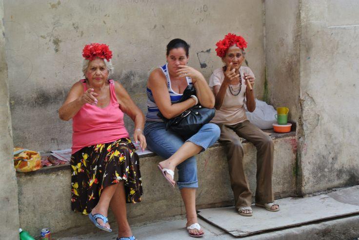 Cuba woman's