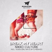 Nikko Culture - Break My Heart (Nayio Bitz Remix) Teaser by Nayio Bitz on SoundCloud