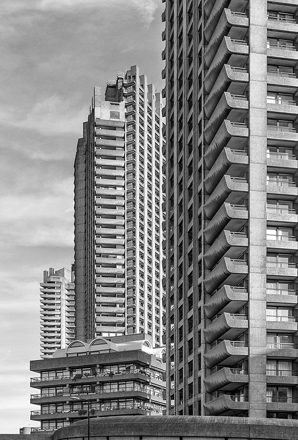 Barbican Estate London (LW14-3)
