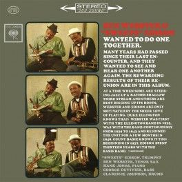 Ben+Webster+&+Sweets+Edison+2LP+45rpm+Vinil+180gr+Edição+Limitada+Numerada+Bernie+Grundman+ORG+USA+-+Vinyl+Gourmet