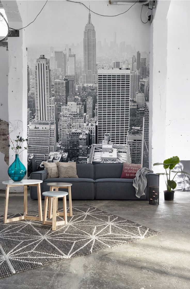 Larger than life wall murals that will transform your living space.