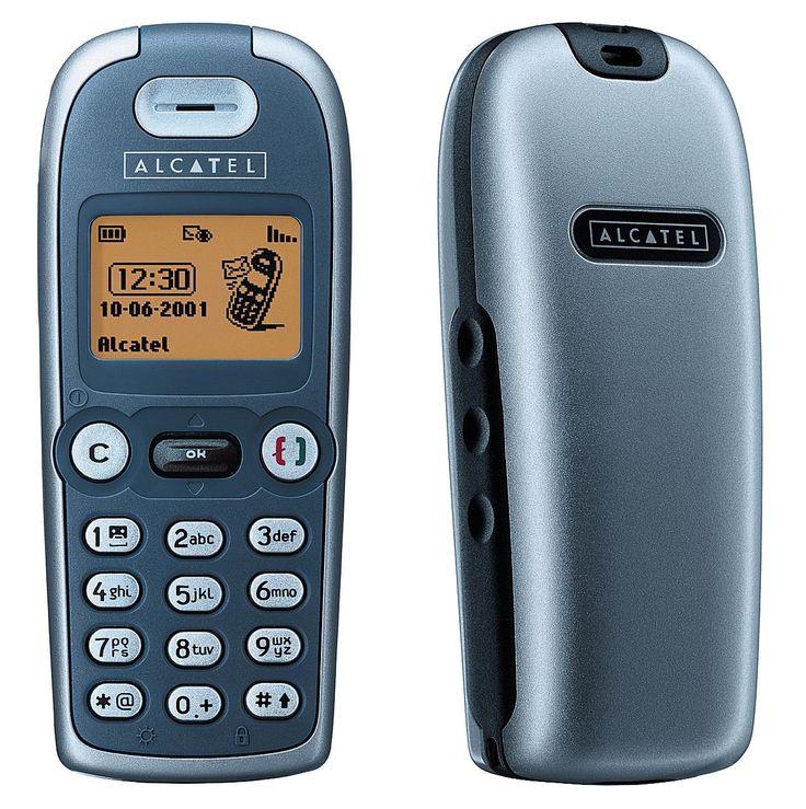 The Retro Alcatel OT 311 from 2001