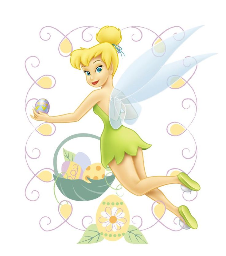 disney easter coloring pages tinkerbell - photo#32