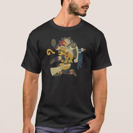 10.Tezcatlipoca - Mayan/Aztec Creator good T-Shirt - click/tap to personalize and buy