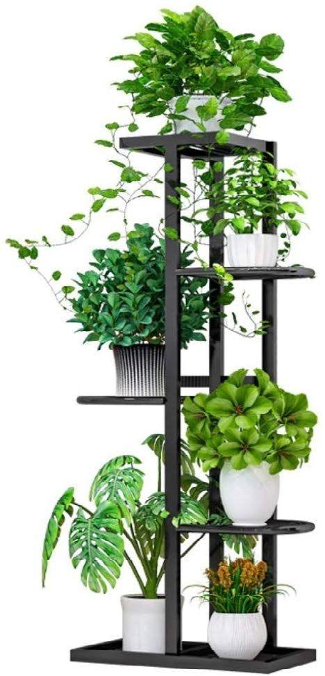 Amazon Com Flower Plant Stand Indoor 5 Tier Metal Plant 400 x 300