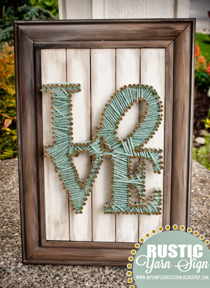 373 Best Images About Diy Wall Decor On Pinterest Diy