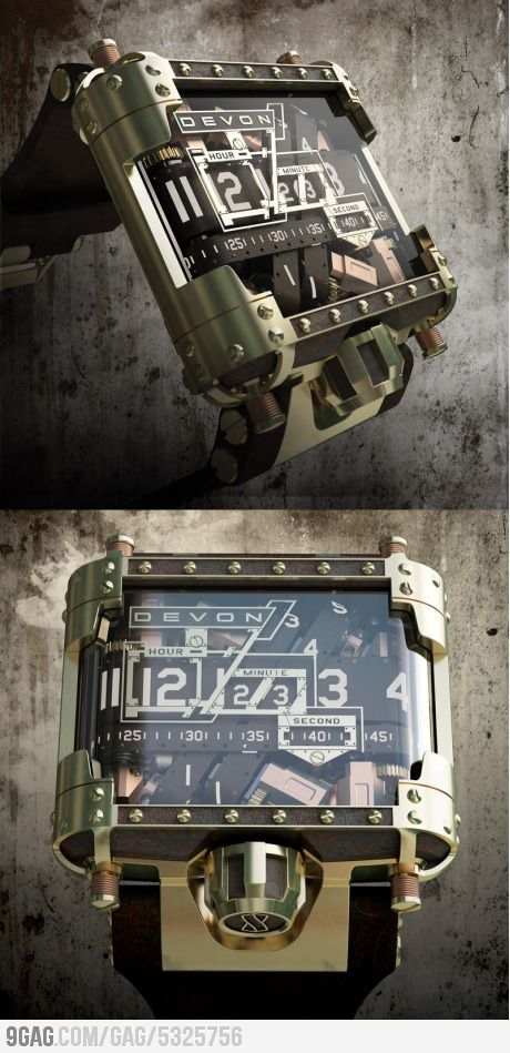 An awesome watch that worth 13500 USD