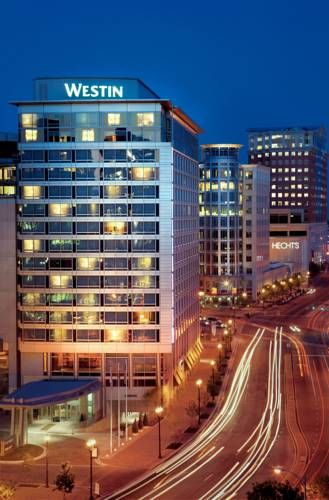 The Westin Arlington Gateway (801 N. Glebe Road) Steps from the Ballston Metro Station for easy access to Washington, D.C., this hotel in Arlington, Virginia offers comfortable guestrooms, contemporary facilities and an on-site restaurant. #bestworldhotels #hotel #hotels #travel #us #virginia
