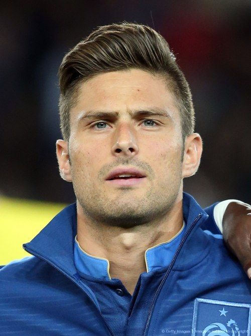 best soccer haircuts 47 best images about olivier giroud est tres joli on 1142