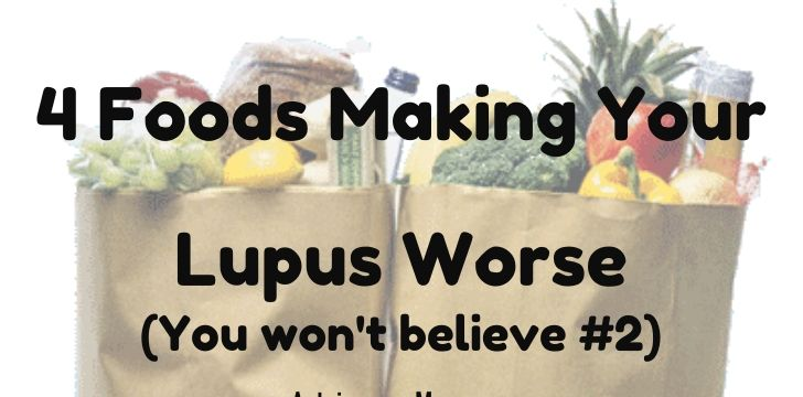 We all know that what we eat affects our health but did you know that there are foods that can make your lupus worse? Here are five foods that can trigger lupus flare-ups and make your symptoms wor…
