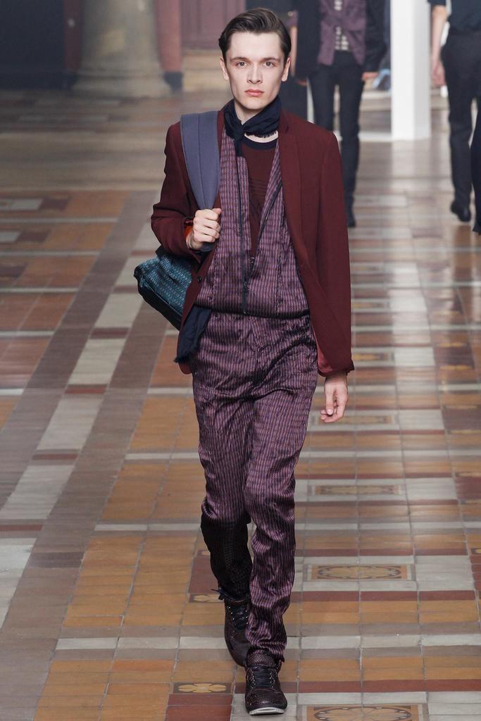 Lanvin Spring 2015 Menswear - Style.com