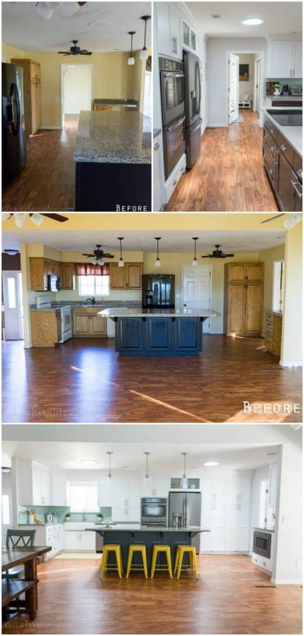 25 inspiring diy kitchen remodeling ideas that will frugally transform your kitchen