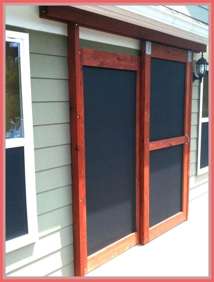 diy sliding screen door lock