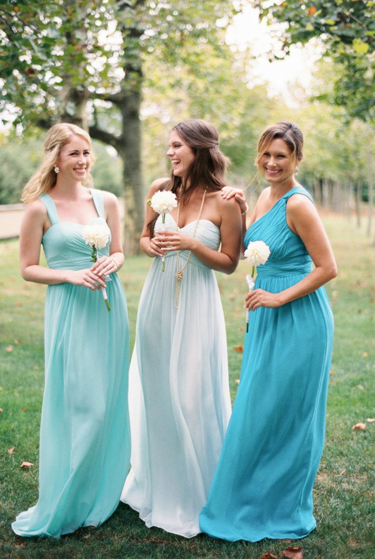 400+ best Mix & Match bridesmaids images by Donna Morgan on ...