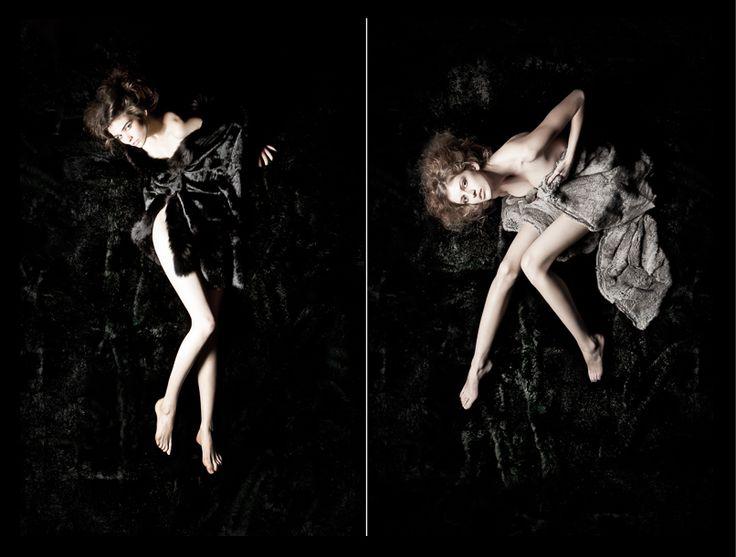 PERFECT MODELS  Photographe  Éric Houel  Styliste   Nat Lesko