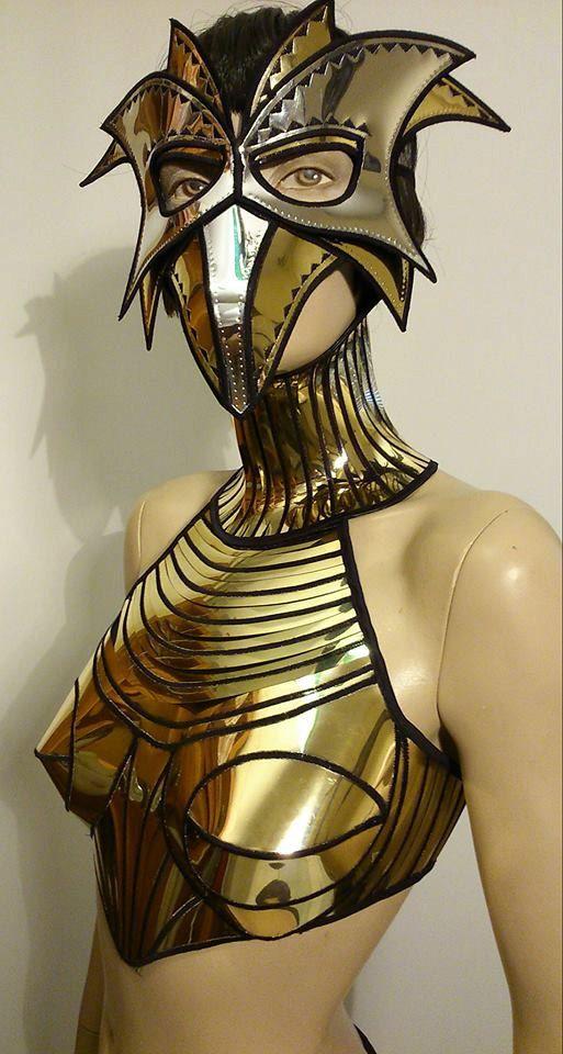 The Maschera Dello Speziale venetian plague doctor mask by divamp, $225.00