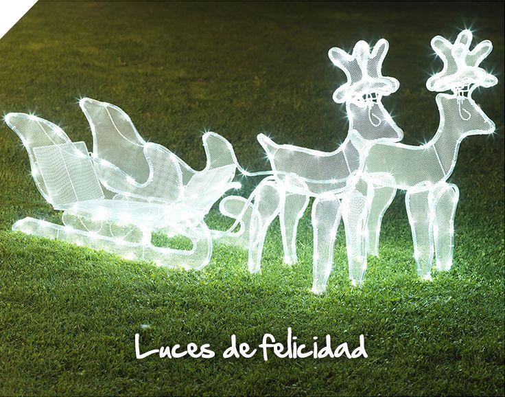 Cada detalle navideño es un motivo para sonreír. Que la felicidad se tome esta Navidad. #Sodimac #Homecenter