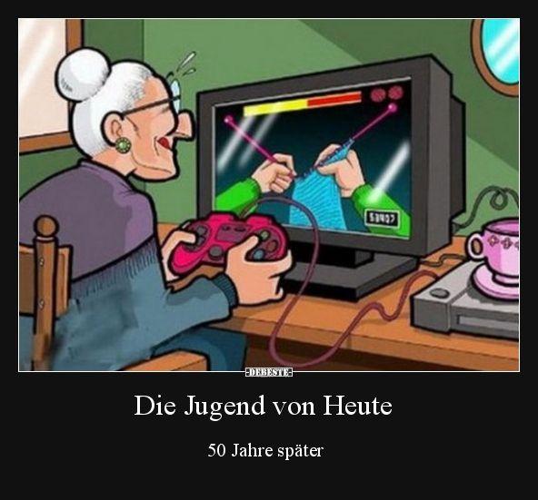 Die Jugend von Heute.. | Lustige Bilder, Sprüche, Witze, echt lustig – Moritz Stelzer