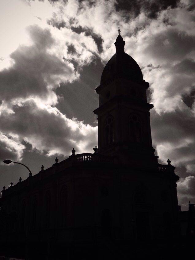 Black and White - Adelaide Churches