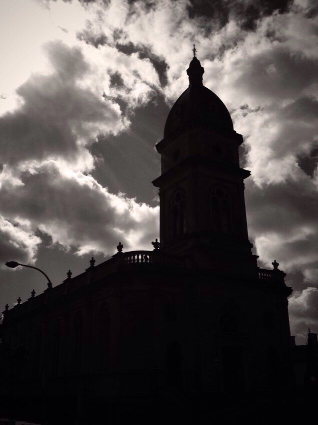 Black and White - Adelaide Churches