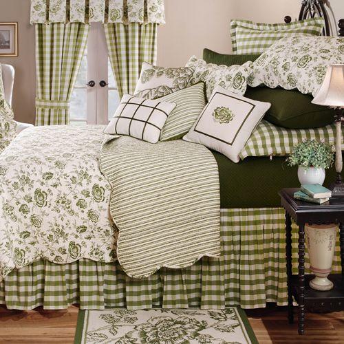Moss Green Bedding Sets