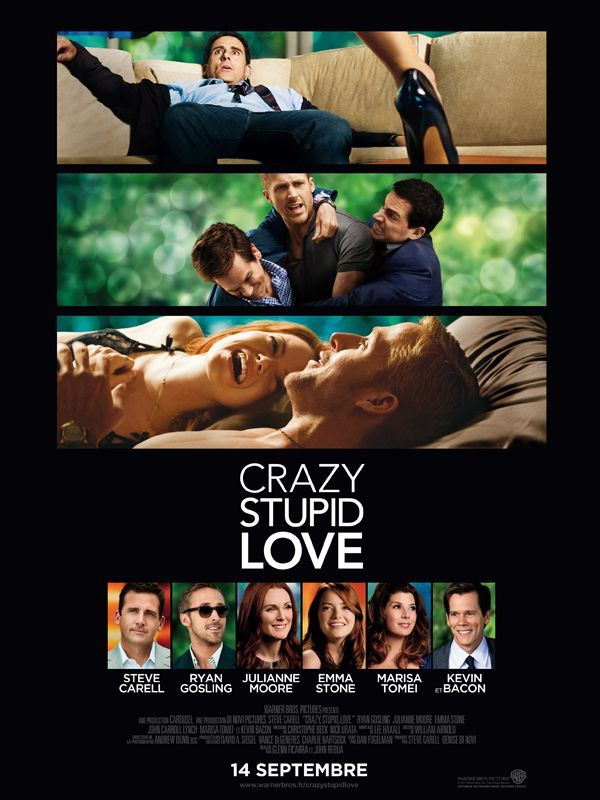 Un Amour Fou Crazy Stupid Love In 2021 Crazy Stupid Love Love Film Stupid