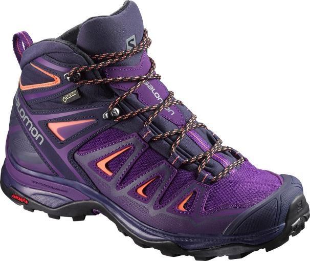 Salomon X Ultra 3 Mid Gtx Hiking Boots Women S Hiking Boots Women Best Hiking Boots Best Hiking Shoes
