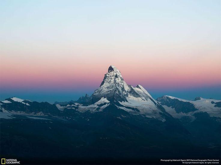 Fotografia di Hidetoshi Ogata Zermatt, Valais, Svizzera