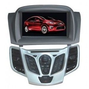 Autoradio DVD FORD FIESTA 2008-2010 avec fonction Bluetooth & GPS