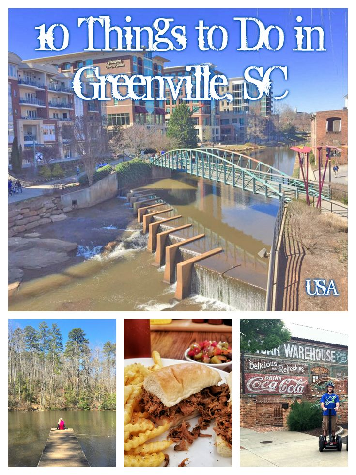"Dubbed ""the next Charleston"" by the New York Times, Greenville, South Carolina – a somewhat undiscovered gem – sits at the foothills of the Blue Ridge Mountains. It's a newer, hipper revitalization of its former incarnation as a deserted mill town."