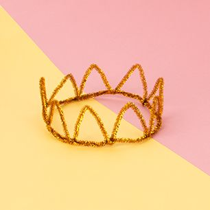 Couronne de Princesse - DIY gratuit