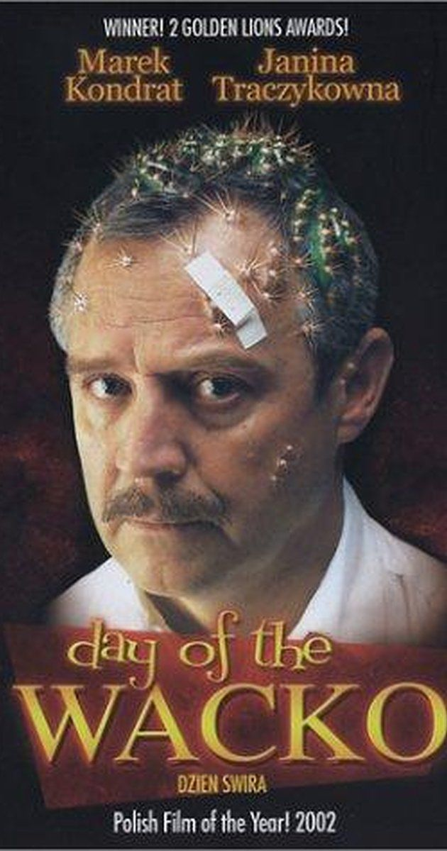 Directed by Marek Koterski.  With Marek Kondrat, Janina Traczykówna, Andrzej Grabowski, Michal Koterski. 24 hours in the bitter life of a frustrated divorced teacher who stays in the vicious circle of his numerous obsessions.